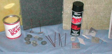 Insulation Board Accessories